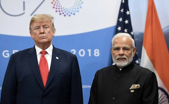 'No Such Request By PM': Centre To Parliament On Trump's Kashmir Claim