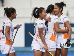 Indian Women S Hockey Team Thrash Poland 5 0 In Fih Women S Series