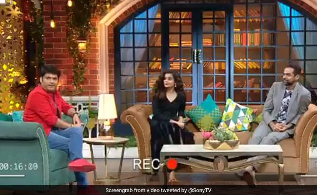 कपिल शर्मा के शो में जब सब लगे बकरी की तरह मिमियाने, अब वायरल हुआ Video