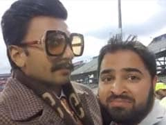 Viral: When Ranveer Singh Hugged A Pakistani Fan After India's Win