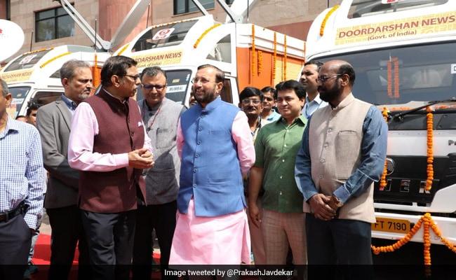 New Government To Retain Autonomy Of Prasar Bharati: Prakash Javadekar