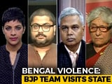 Video : Bengal Violence: 'Political Controversy' Or Need For Intervention?