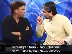 Pakistan Leader Attacks Journalist During Live TV Debate. Video Is Viral