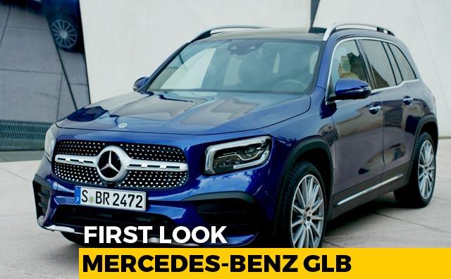 Video : 2020 Mercedes-Benz GLB First Look
