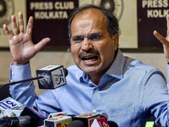 Congress MP Adhir Ranjan Chowdhury's Post On P Chidambaram Stumps Twitter
