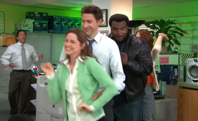 'The Office' Cast 'Dancing' To A Bhojpuri Song Will Make You LOL
