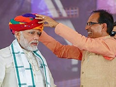 """Target Is To Form Government In Telangana In 2023,"" Says Shivraj Chouhan"