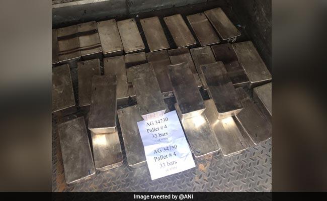 Hyderabad Police Seizes 33 Kg Of Silver Bars, Arrest 3