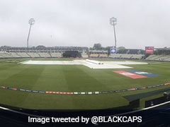 New Zealand vs Pakistan Live Score, World Cup 2019: Toss Delayed Due To Wet Outfield