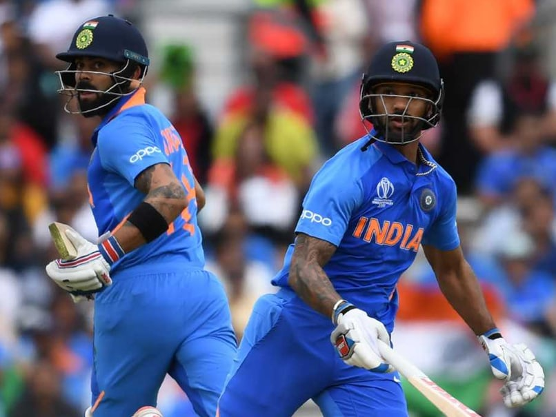 World Cup 2019: Virat Kohli Gives Update On Shikhar Dhawan's Injury
