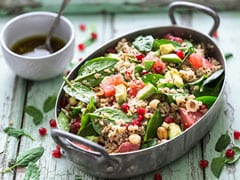 High Protein Diet: This High-Protein Salad Is A 'Desi' And Delightful Treat