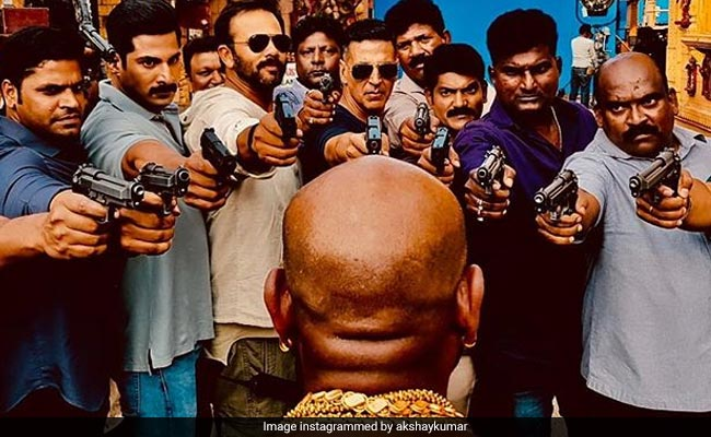 Akshay Kumar's Way Of Thanking Sooryavanshi Stunt Master Is... Umm... Scary