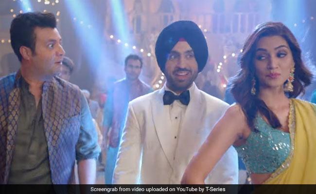 Arjun Patiala's Main Deewana Tera: Kriti Sanon And Diljit Dosanjh Bring You A 'New Party Song'