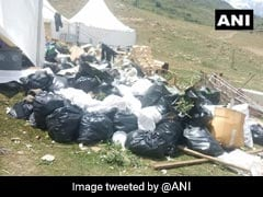 Gupta Family Pays Rs 54,000 To Clean Up Wedding Venue In Uttarakhand