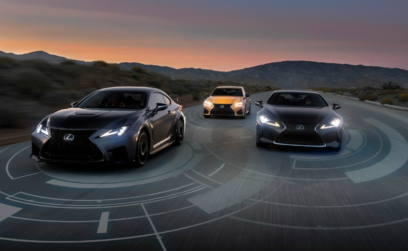 There is no clear timeline on the launch of Lexus Safety System+ in India
