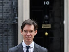 Britain's Rory Stewart Rides Twitter In Dark Horse PM Run