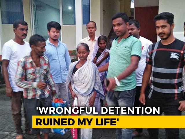 "Video : Madhumala Das Was The ""Foreigner"", Assam Cops Arrested Madhubala Mondal"