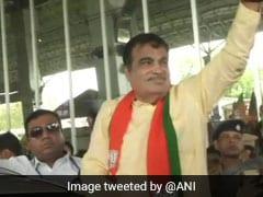 केन्द्रीय मंत्री गडकरी के निर्वाचन को मिली चुनौती, इस नेता ने खटखटाया कोर्ट का दरवाजा