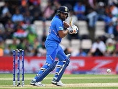 India vs Pakistan Live Score, World Cup 2019: Rohit Sharma Smashes Fifty, India On A Roll