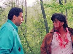 Sunny Deol's Old Interview On Shah Rukh Khan And <i>Darr</i> Controversy Goes Viral