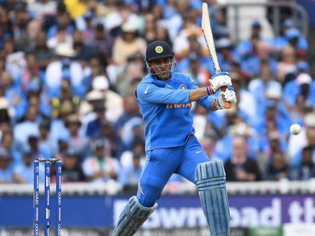 India vs West Indies: Indian Batsman To Watch Is MS Dhoni In This Match