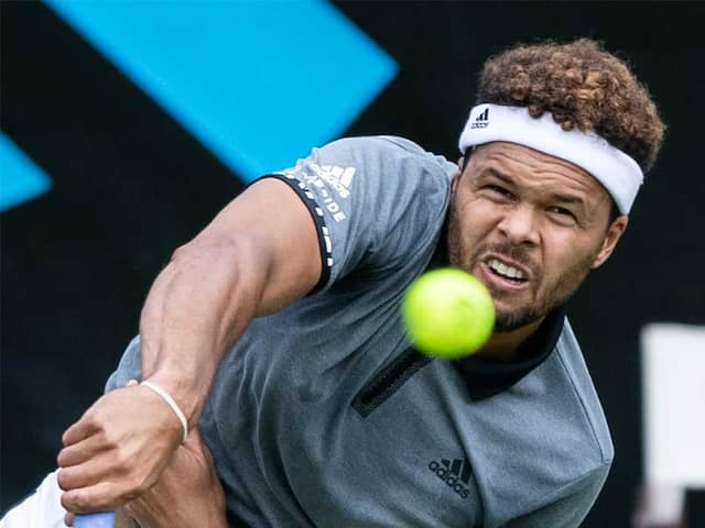 """""""Nothing To Lose"""": Jo-Wilfried Tsonga Upbeat Ahead Of Roger Federer Clash"""