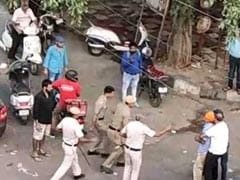Home Ministry Seeks Delhi Police Report On Fight Between Cops And Driver