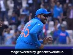 Watch: Rohit Sharma Breaks Into Impromptu Dance After India