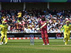 "World Cup 2019: Chris Gayle Dismissed Off Free Hit, Michael Holding Calls Umpiring ""Atrocious"""