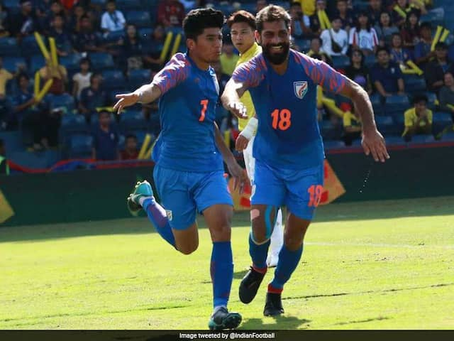 Kings Cup: India Beat Thailand By 1-0 And Seal Third-Place Finish