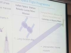 India Planning To Launch Own Space Station By 2030, Says ISRO Chief K Sivan