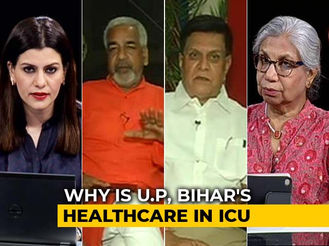 Video : UP, Bihar Rank Lowest In Health Index, India's Healthcare In Trouble
