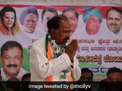 """Congress Would Have Won 15-16 Lok Sabha Seats If No JDS Tie Up"" : Veerappa Moily"