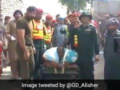 पाकिस्तान के सबसे भारी इंसान को अस्पताल ले जाने में छूटे पसीने, बुलानी पड़ी मिलिट्री