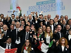 2026 Winter Olympics Will Be Staged In Milan/Cortina d