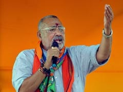 """Gangotri Of Terror"": Minister Giriraj Singh On Islamic Seminary In UP"