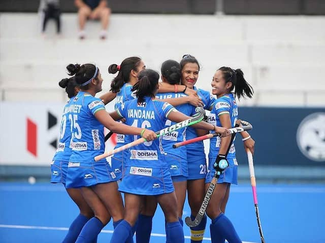 Indian Womens Hockey Team Wins FIH Series Finals, Beats Japan 3-1