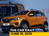 Video : Renault Triber, Mahindra Price Hike, KTM RC 125
