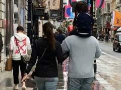 Spotted: Kareena Kapoor, Saif Ali Khan, Taimur Shopping In Favourite Destination, London