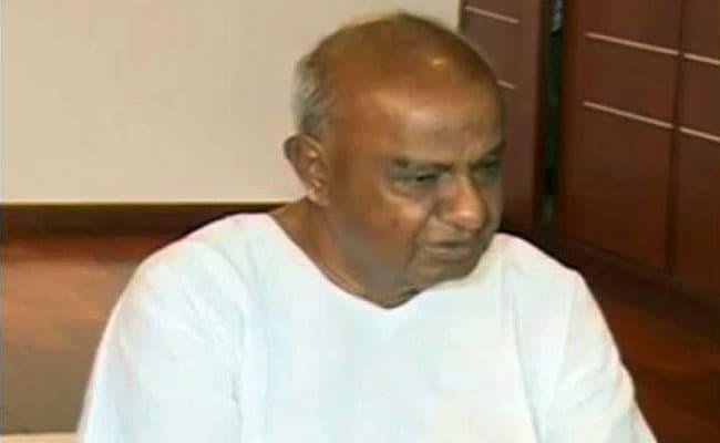 Deve Gowda Demands Inquiry By High Court Judge In Bengaluru Clashes