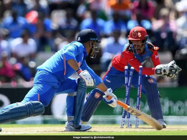 After 2011 World Cup MS Dhoni Stumped For First Time