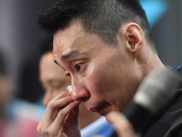 Tears As Badminton Star Lee Chong Wei Quits After Cancer Battle