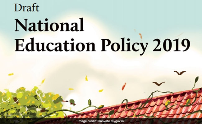Draft Policy Proposes Increased Expenditure On Education