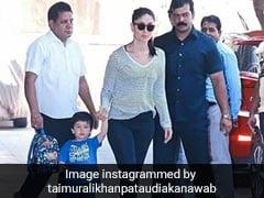 फिल्मों में काम नहीं करेंगे तैमूर अली खान, करीना कपूर ने बताई ये वजह