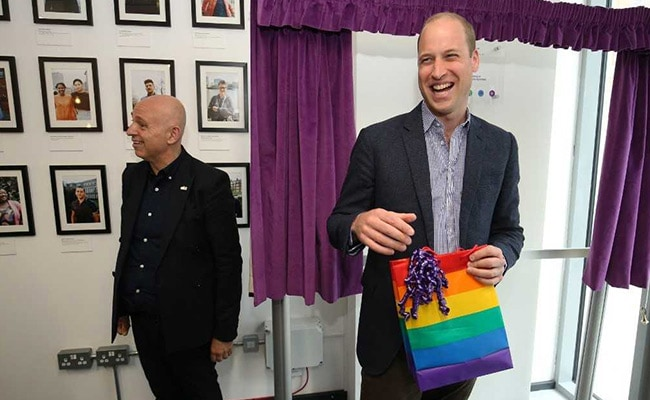 Prince William: 'Absolutely Fine by Me' If His Children Were Gay, Transgender
