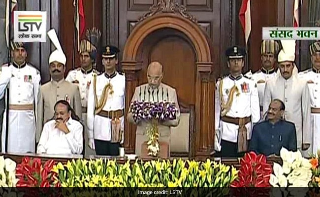 Efforts To Further Simplify GST To Continue: President Ram Nath Kovind
