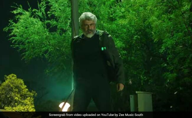 Nerkonda Paarvai Trailer: Ajith Adds His Signature Style To