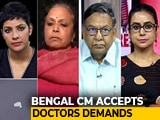 Video : Should Mamata Banerjee Use Law To Bring Back Doctors?