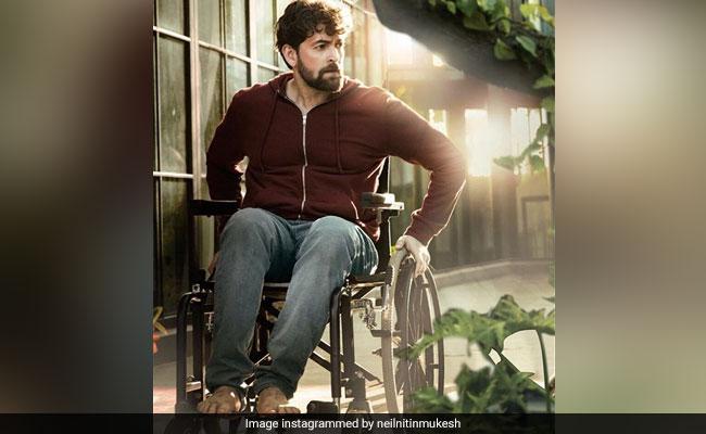 First Look: Wheelchair-Bound Neil Nitin Mukesh In Bypass Road