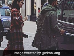 Virat Kohli, Anushka Sharma Seen Together Ahead Of India